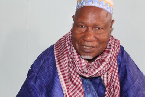 القاضي يورو: سلاسل النحو في موريتانيا تمر باثنين من علماء الزنوج